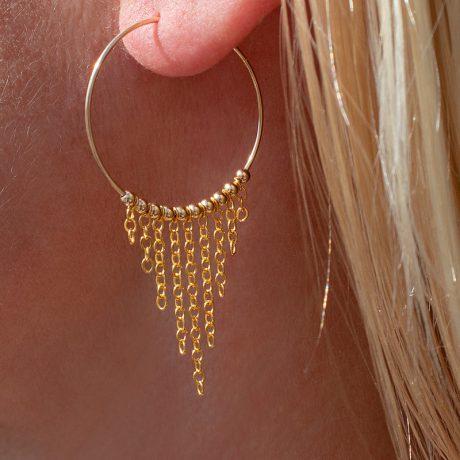 Dream-Catcher-gold-hoops